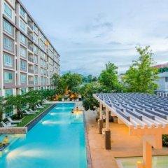 Отель Baan Peang Ploen by Vee бассейн фото 3