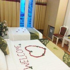 Hanoi Capital Hotel комната для гостей фото 5