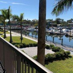 Отель Ramada Waterfront Sarasota балкон