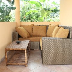 Отель Aparthotel Jardin Tropical балкон