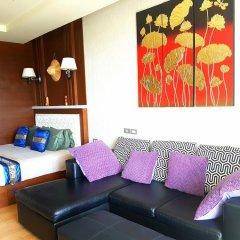 Отель Sea and Sky 6 Karon Beach by PHR Пхукет комната для гостей фото 2
