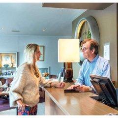 Отель Ter Streep Бельгия, Остенде - отзывы, цены и фото номеров - забронировать отель Ter Streep онлайн интерьер отеля