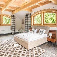 Отель Tatrytop Rezydencja Gaudi Spa Косцелиско комната для гостей фото 5