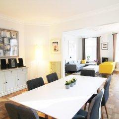 Отель Nordic Host Deichmans Gate 10 комната для гостей