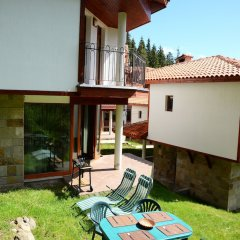 Отель Villas & SPA at Pamporovo Village Пампорово фото 12