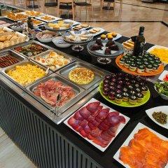 Отель Silken Amara Plaza Испания, Сан-Себастьян - 1 отзыв об отеле, цены и фото номеров - забронировать отель Silken Amara Plaza онлайн питание