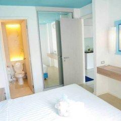 Отель Atlantis Condo Pattaya by Panissara Таиланд, Паттайя - отзывы, цены и фото номеров - забронировать отель Atlantis Condo Pattaya by Panissara онлайн комната для гостей фото 3