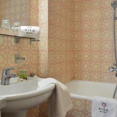 Отель Rila Sofia Болгария, София - 3 отзыва об отеле, цены и фото номеров - забронировать отель Rila Sofia онлайн ванная фото 2