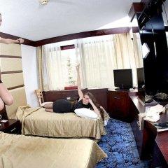 Отель Ontur Otel Iskenderun Искендерун комната для гостей фото 2