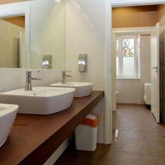Отель Grampa's Hostel Польша, Вроцлав - 2 отзыва об отеле, цены и фото номеров - забронировать отель Grampa's Hostel онлайн ванная