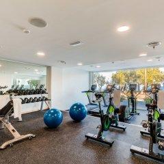 Отель Talayot фитнесс-зал