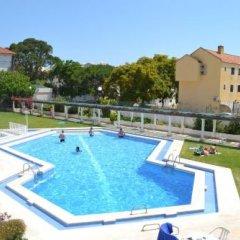 Отель Algardia Marina Parque Apartments By Garvetur Португалия, Виламура - отзывы, цены и фото номеров - забронировать отель Algardia Marina Parque Apartments By Garvetur онлайн бассейн
