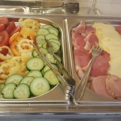 Отель Astoria Panzió питание фото 2