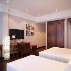 Отель Indochina Legend 2 Hotel Вьетнам, Ханой - отзывы, цены и фото номеров - забронировать отель Indochina Legend 2 Hotel онлайн комната для гостей фото 3