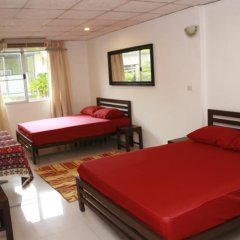 Bkk Lumphini Home Stay Hostel Бангкок в номере фото 2