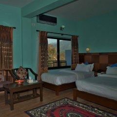 Отель Peace Plaza Непал, Покхара - отзывы, цены и фото номеров - забронировать отель Peace Plaza онлайн комната для гостей фото 4