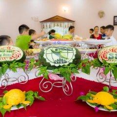 Cong Doan Sapa - Trade Union Hotel питание