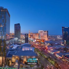 Отель Waldorf Astoria Las Vegas городской автобус