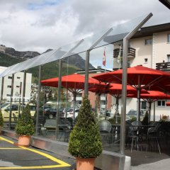 Отель Hostel Casa Franco Швейцария, Санкт-Мориц - отзывы, цены и фото номеров - забронировать отель Hostel Casa Franco онлайн парковка