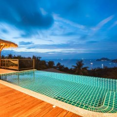 Отель Koh Tao Heights Pool Villas бассейн фото 3