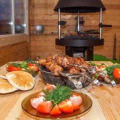 Гостиница Baza otdykha Tikhiy Bereg питание