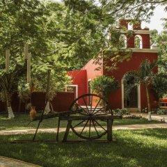 Отель Hacienda Santa Cruz фото 9