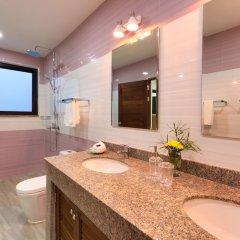Отель Villa Jasmin Таиланд, Самуи - отзывы, цены и фото номеров - забронировать отель Villa Jasmin онлайн ванная