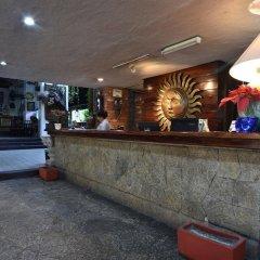 Hotel Suites del Sol Пуэрто-Вальярта гостиничный бар