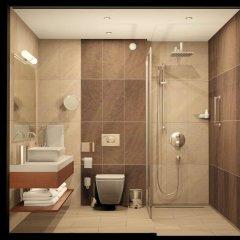 Отель Ramada and Suites by Wyndham Yerevan ванная