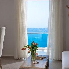 Отель Belvedere Suites Греция, Остров Санторини - отзывы, цены и фото номеров - забронировать отель Belvedere Suites онлайн комната для гостей фото 4