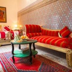 Отель Dar El Kebira Salam Марокко, Рабат - отзывы, цены и фото номеров - забронировать отель Dar El Kebira Salam онлайн комната для гостей фото 3