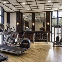 Отель Hilton Nuremberg фитнесс-зал фото 3