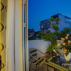 Отель Hanoi Garden Hotel Вьетнам, Ханой - отзывы, цены и фото номеров - забронировать отель Hanoi Garden Hotel онлайн балкон