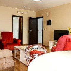 Отель Beau Sejour Appart City Centre Брюссель комната для гостей фото 5