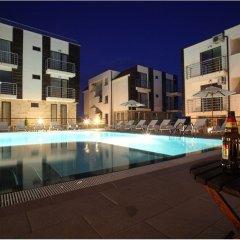 Апартаменты New Line Village Apartments бассейн
