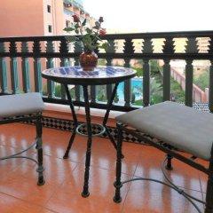 Отель Diwan Casablanca балкон