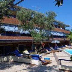 Отель Philoxenia Village Греция, Пефкохори - отзывы, цены и фото номеров - забронировать отель Philoxenia Village онлайн бассейн фото 3