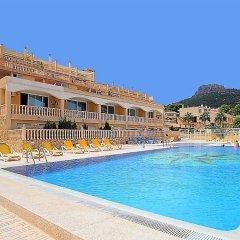 Отель Manzanaera 41 бассейн