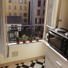 Апартаменты Sunny Studio Ницца балкон