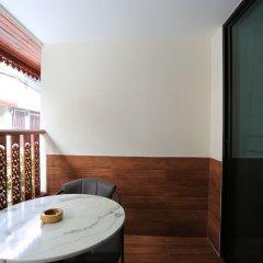 Отель The Siam Guest House балкон