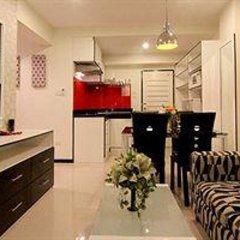 Отель K-House Sukhumvit 71 Бангкок комната для гостей