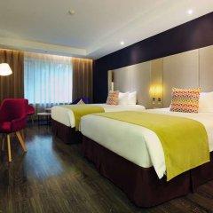Отель Super 8 Xian Big Wild Goose Pagoda комната для гостей