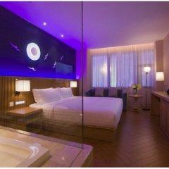 Отель Guangzhou Crystal Orange Гуанчжоу комната для гостей фото 4