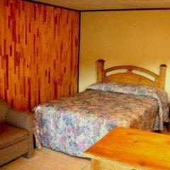 Отель Hacienda Bustillos комната для гостей фото 4