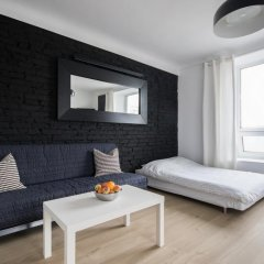 Апартаменты Bizzi LuxCenter View Studio комната для гостей фото 5