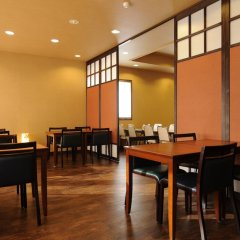 Отель Gensen no Yado Maruishi Ryokan Хакуба питание