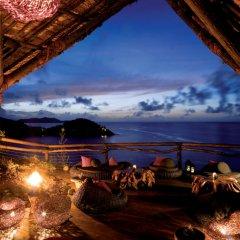 Отель Laucala Island балкон