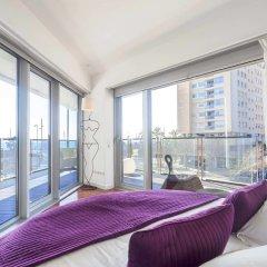 Отель Rent Top Apartments Beach-Diagonal Mar Испания, Барселона - отзывы, цены и фото номеров - забронировать отель Rent Top Apartments Beach-Diagonal Mar онлайн спа