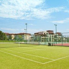 Отель Green Life Sozopol - Half Board Созополь спортивное сооружение