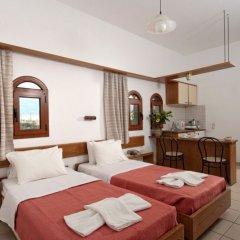Апартаменты Kiriakos Apartments комната для гостей фото 2